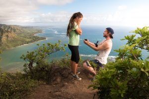 Cliff Side Oahu Proposal